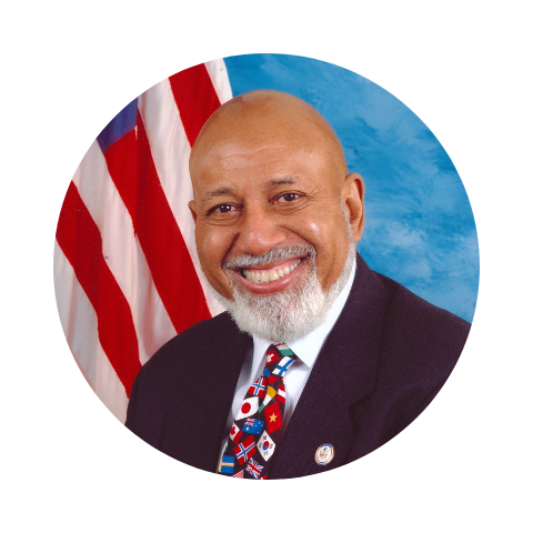 U.S Rep Alcee Hastings Portrait