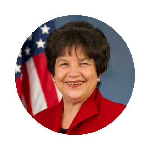 U.S Rep. Lois Frankel Portrait