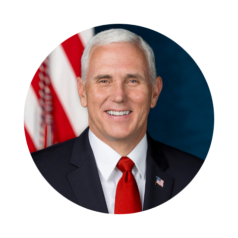 Vice President Mike Pence Portrait